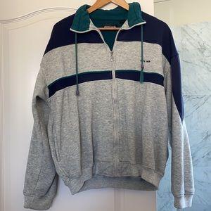 Vintage Pierre Cardin gray sweatshirt size L